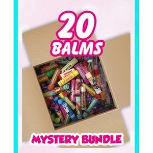 MYSTERY chapstick lip balm lippies lot Surprise 20